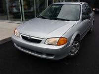 2000 Mazda Protege SE * SUPERBE CONDITION * A/C *