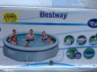 Swimming Pool 3600 l Great Condition, only used once