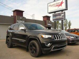 2015 Jeep Grand Cherokee Limitée