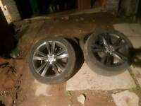 "Seat Leon 17"" alloys mk4 golf A3"