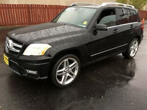 2012 Mercedes-Benz GLK-Class 350, Automatic, Leather, Heated Sea