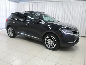 2016 Lincoln MKX DON'T MISS THIS INCREDIBLE DEAL!! FULLY LOADED