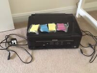 Epson XP-305 colour printer, scanner and copier - Portsmouth collection possible