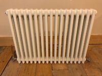 Acova 3 column white radiator 600mm x 812mm
