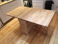 IKEA Dining table 26/89/152x80 cm