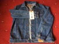 DUKE Denim jacket (Small)