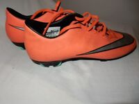 Nike Mercurial Football Boots UK 7.5