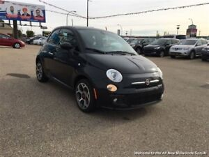 2016 Fiat 500 Sport Fully Loaded Leather