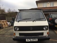 1980 Volkswagen t25 pickup single cab 1 Onwner from new 50000 miles genuine with mots to confirm