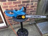 Aldi Electric chainsaw in excellent condition.