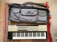 Novation SL mk2 49 midi controller keyboard