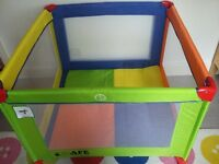 Vitualy brand new playpen/travel cot