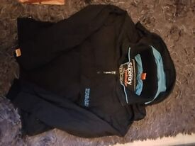 Superdry Coat with hood small / medium Adult / Child