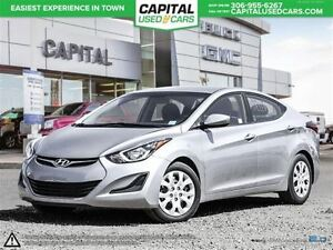 2015 Hyundai Elantra *Heated Seats*