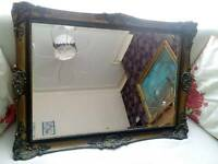 Large decorative mirror. Only £18