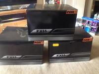 !! 3 X FOX FX 11 CARP REELS MINT & BOXED!!