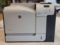 HP M551 LaserJet Colour Printer