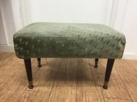 Mid century foot stool