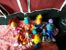 Tweenies plush