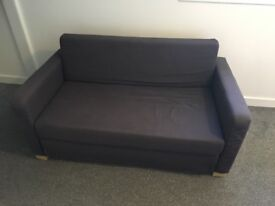 Sofa bed hardly been used