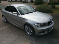 BMW 135i M Sport Coupe Auto 2dr