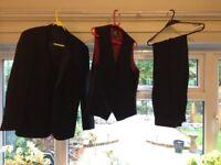 3 Piece Men's Suit