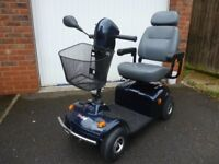 *** MAYFAIR FREERIDER MOBILITY SCOOTER HARDLY USED IN EXCELLENT CONDITION £1000 NEW!!!