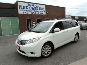 2011 Toyota Sienna Limited - AWD - NAVIGATION - DVD