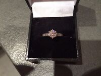 REDUCED- 1.00 E/VS2 GIA Certified Diamond Solitaire Engagement Ring
