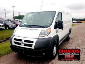 2014 Ram ProMaster 2500 High Roof