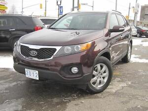 2012 KIA SORENTO LX | V6 • Fully Loaded • Auto
