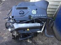 Vw golf gti turbo,Audi a3 turbo 20 valve engine,£180