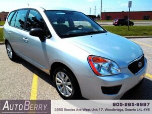 2012 Kia Rondo LX ** ACCIDENT FREE CERTIFIED ** REDUCED $6,999