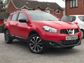 2013 Nissan Qashqai 1.5 dCi 360 5dr FULLY LOADED + 360 CAMERA