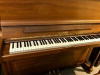 1995 Welmar 126 Top Quality British Upright Piano *FREE DELIVERY 2Yr Warranty