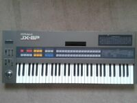 Roland JX-8P Synthesiser