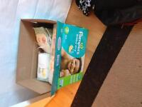 Size3 Pampers box