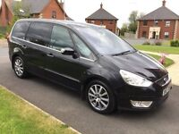 08 FORD GALAXY 1.8 TDCI GHIA 7 SEATER P/EX WELCOME