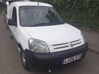 2006 CITROEN BERLINGO LX 600.LPG.SUPER ECONOMICAL ON FUEL.BRILLIANT DRIVE.REVERSE CAMERA.SERVICED.