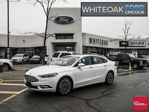 2017 Ford Fusion SE,CERTIFIED PRE-OWNED PROGRAM
