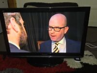 """42"""" PANASONIC TXP42X10B HD TV WITH BUILT IN FREEVIEW, GREAT CONDITION."""