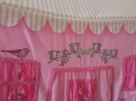 Fabric Fairy Princess Playhouse