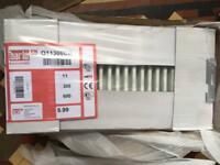 Barlo radiator 300x600