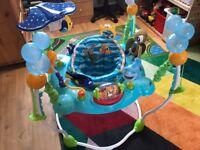 Baby Bouncer, Disney Finding Nemo Sea of Activities Jumperoo