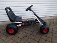 Avigo Ninjatec Child's Pedal Go Kart