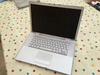 "Macbook Pro 15"" 2.33 GHz Core 2 Duo 3GB 320GB HDD"