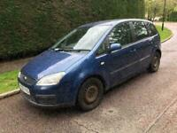 FORD C-MAX 1.8 TDCI STYLE 2006 5/DOOR HATCH 5/SPEED 80k S/HISTORY