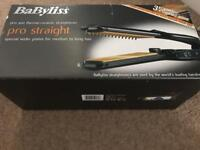 Babyliss hair straighteners for sale