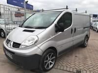 2009 09 RENAULT TRAFIC 2.0 CDTI NEW ENGINE JUST FITTED ALLOY WHEELS SUPER DRI...