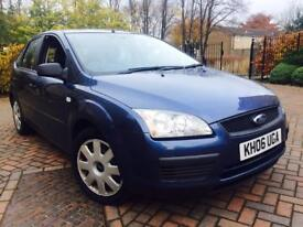 FORD FOCUS 1.4 LX FACELIFT FULL HISTORY 2 OWNERS TIMING BELT CLUTCH DONE 12 MONTHS MOT